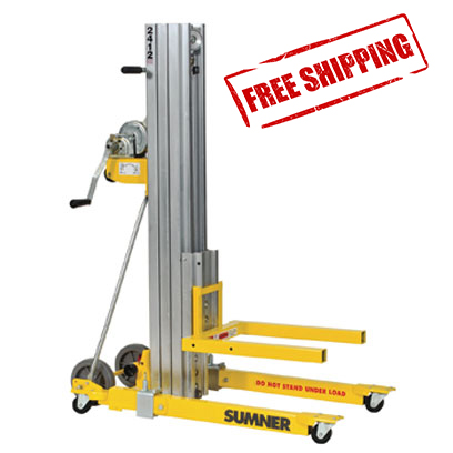 Sumner 2400 Series Lifts Jim Amp Slim S Tool Supply